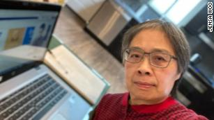 Jensa Woo, a 64-year-old librarian for the San Francisco Public Library, is among hundreds of city workers who have been recruited and trained for a contact tracing program.