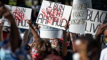 Ahmaud Arbery's final tragic race grips an anxious America