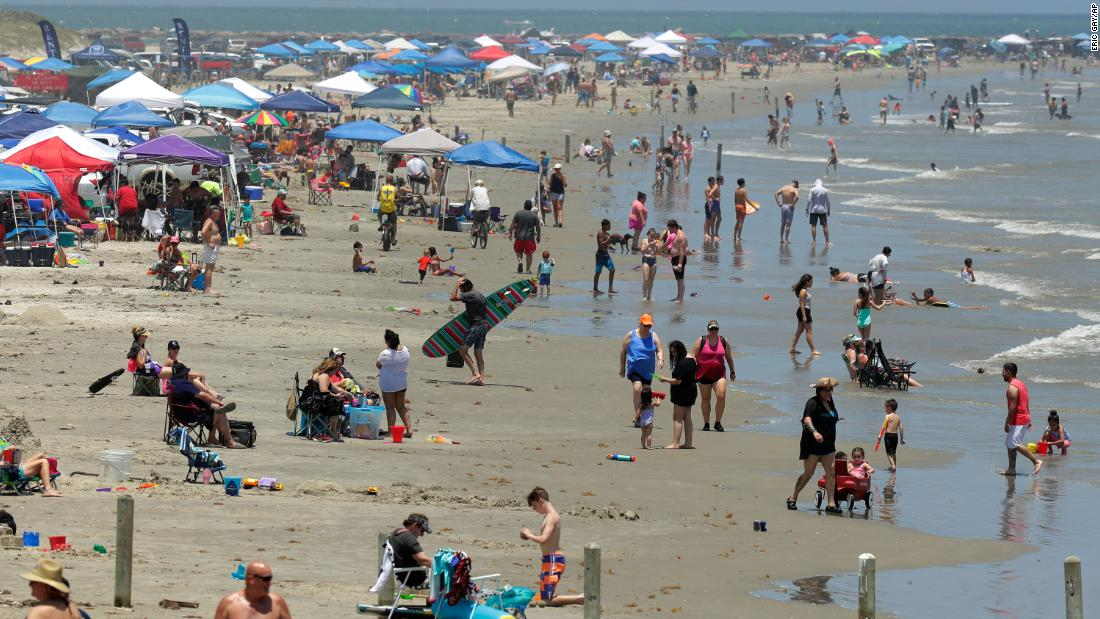 Americans used the holiday to try to go back to normal. But experts worry about spikes in Covid-19 cases