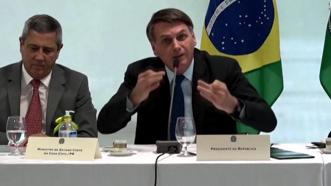 bolsonaro cabinet meeting vpx