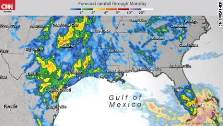 Memorial Day weather: Expect severe storms, flooding and excessive heat