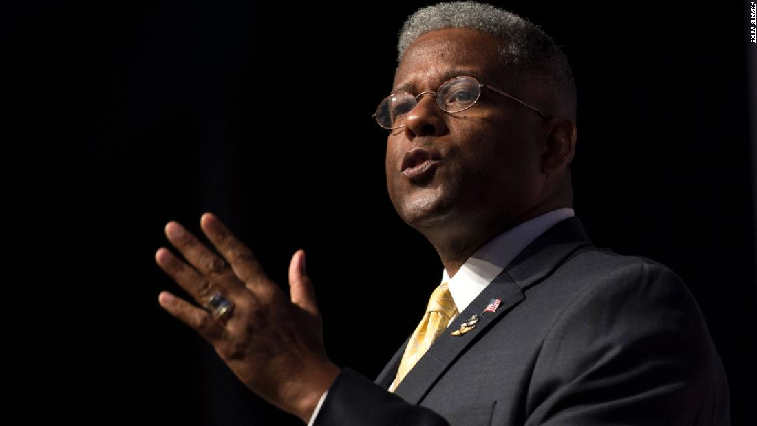 Former US Rep Allen West injured in a motorcycle accident