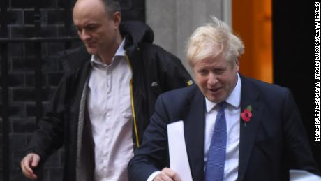 Boris Johnson adviser Dominic Cummings may have breached lockdown rules, police say
