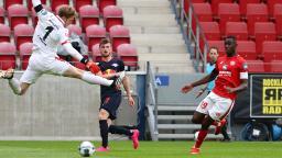 Leipzig hammers Mainz as home teams continue to struggle on Bundesliga return
