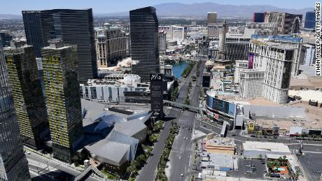 A changed Las Vegas reopens this week