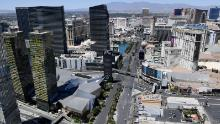 A changed Las Vegas is now open