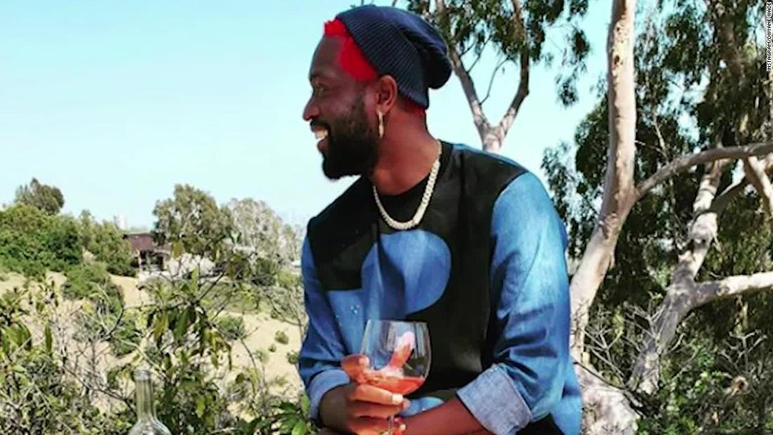 NBA star shocks fans with bright new hair