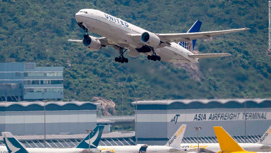 Delta and United Airlines caught up in rising US-China tensions