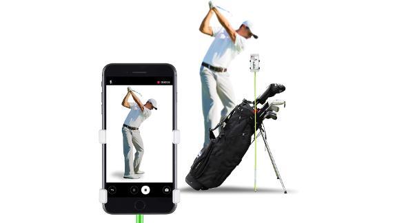 SelfieGolf Cellphone Holder Golf Analyzer