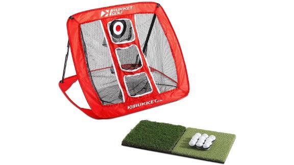 Rukket Indoor/Outdoor Pop-Up Golf Chipping Net