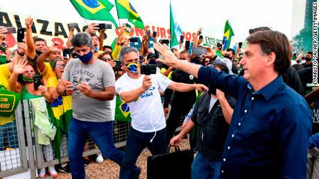 Brazilian mayor launches furious attack on 'stupid' Bolsonaro over coronavirus response