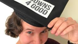 This recent grad is upcycling thousands of graduation gowns to help hospitals in need of PPE