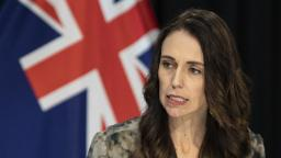 'Quite a decent shake here': New Zealand PM Jacinda Ardern hit by earthquake during TV interview