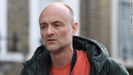 Dominic Cummings, consigliere capo di Boris Johnson, ha dichiarato di non essersi pentito di & quot; Viaggio di blocco di 260 miglia