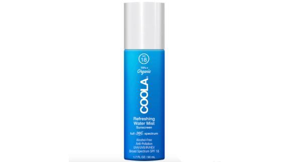 COOLA Full Spectrum 360° Refreshing Water Mist Organic Face Sunscreen SPF 18