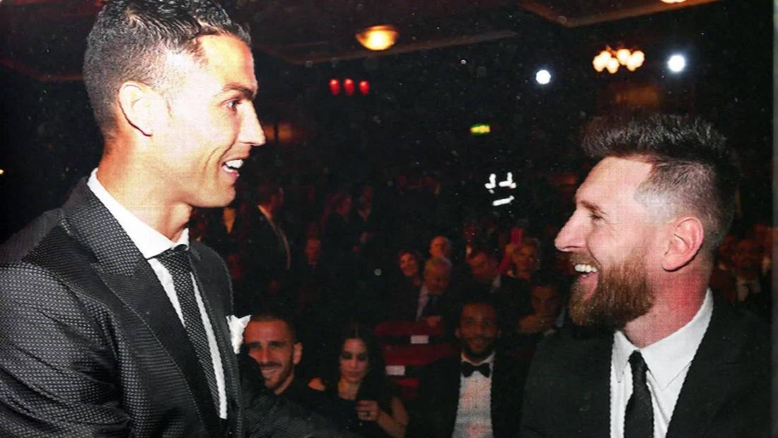 Lionel Messi, Cristiano Ronaldo, entre otros: las ...