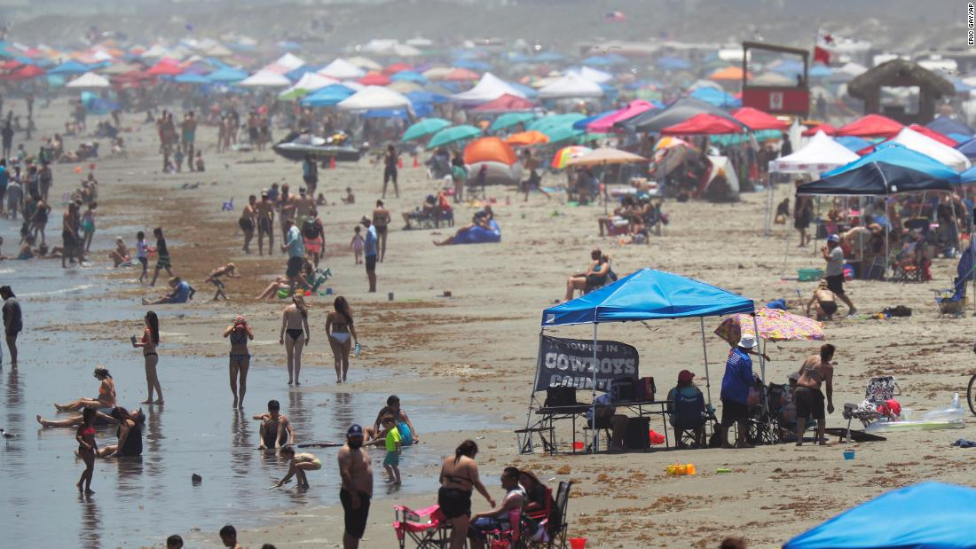 Why packed beaches and pool parties should worry euphoric investors