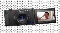 Sony's ZV-1 Compact Camera is made with vloggers and creators in mind