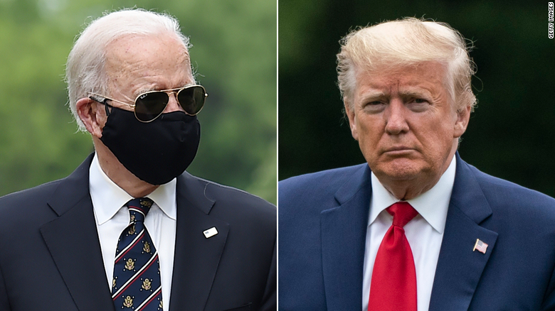 Biden says he would make wearing face masks mandatory for ...