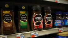 With so many consumers staying home, Nestlé has seen increased demand for Nescafé coffee during the pandemic.