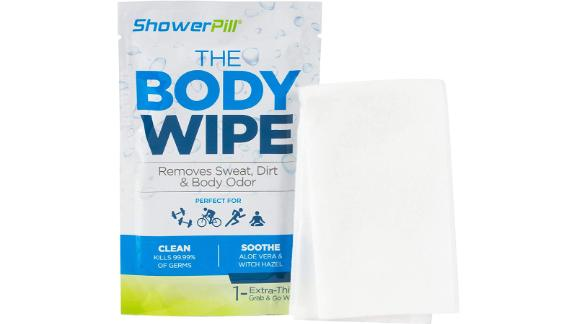 The Body Wipe, 10-count
