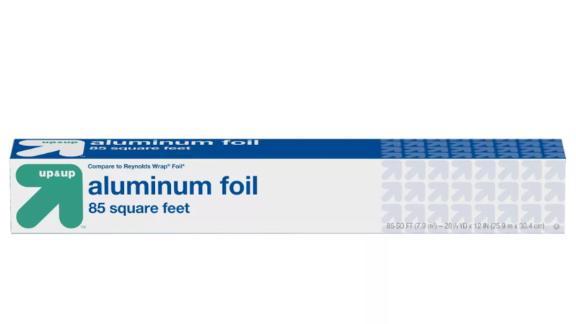 Standard Aluminum Foil, 85 sq ft