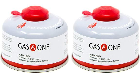 GasOne Camping Fuel Blend, two-pack