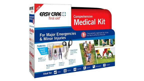 First Aid Easy Care Comprehensive Medical Kit