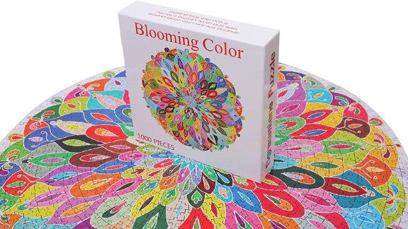 Blooming Color Puzzle by Bgraamiens