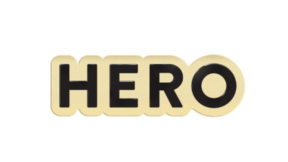 Hero Pin by Old English Company
