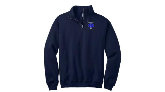 First Responder Personalized Pull-Over