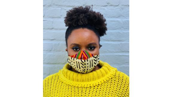 Reversible Face Mask by Zainabu
