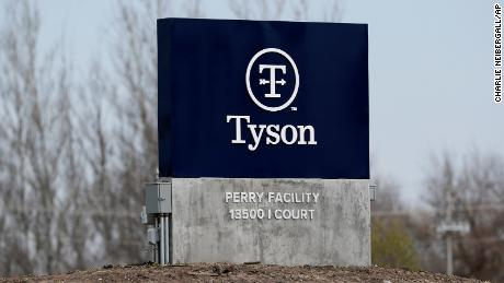 Officials moved slowly on workplace complaint as Tyson's Perry plant Covid-19 outbreak grew