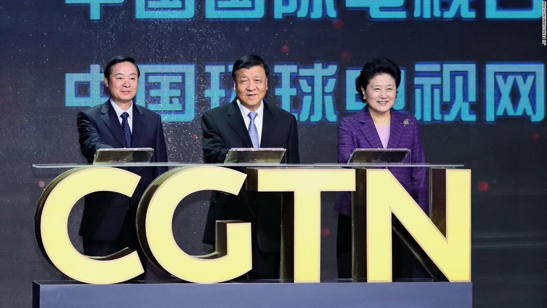 Chinese state TV CGTN broke UK media rules over Hong Kong protests