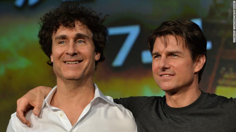 Doug Liman and Tom Cruise