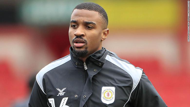 为克鲁效力的职业足球运动员克里斯蒂安·姆布鲁(Christian Mbulu)去世,享年23岁。