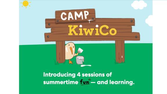 Camp KiwiCo