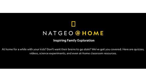 NatGeo@Home