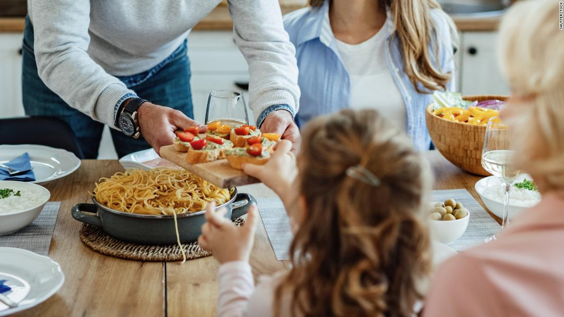 How to talk to your kids about eating healthy