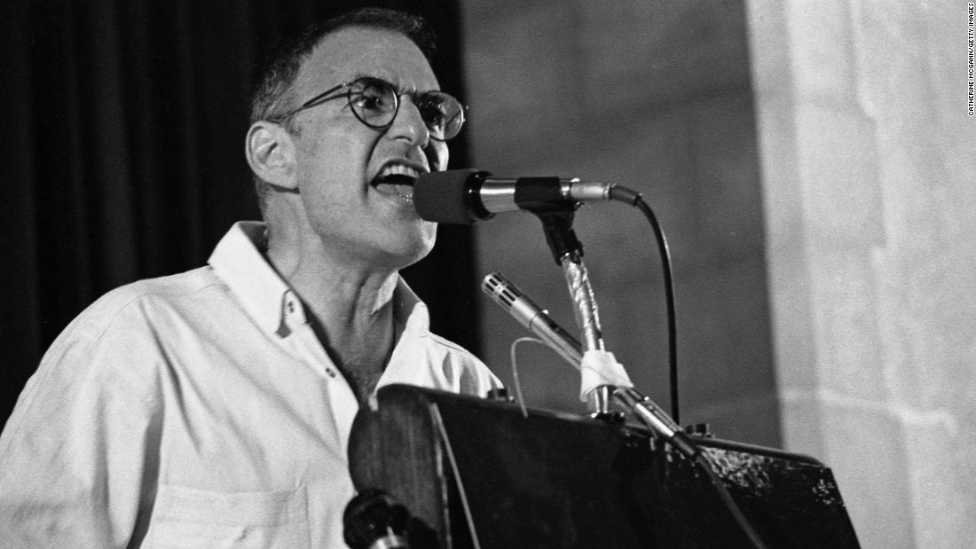 Larry Kramer, trailblazing AIDS activist, dies
