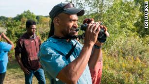 The realities of being a black birdwatcher