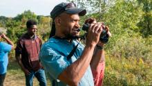 The reality of being a black birdwatcher