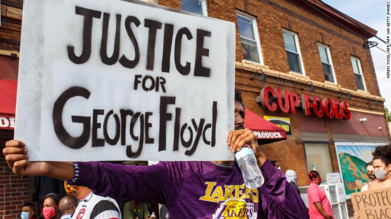 Derek Chauvin, the police officer who knelt on George Floyd's neck ...