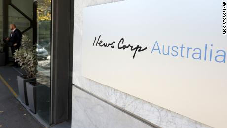 Rupert Murdoch's News Corp is cutting jobs and shutting down dozens of newspapers in Australia