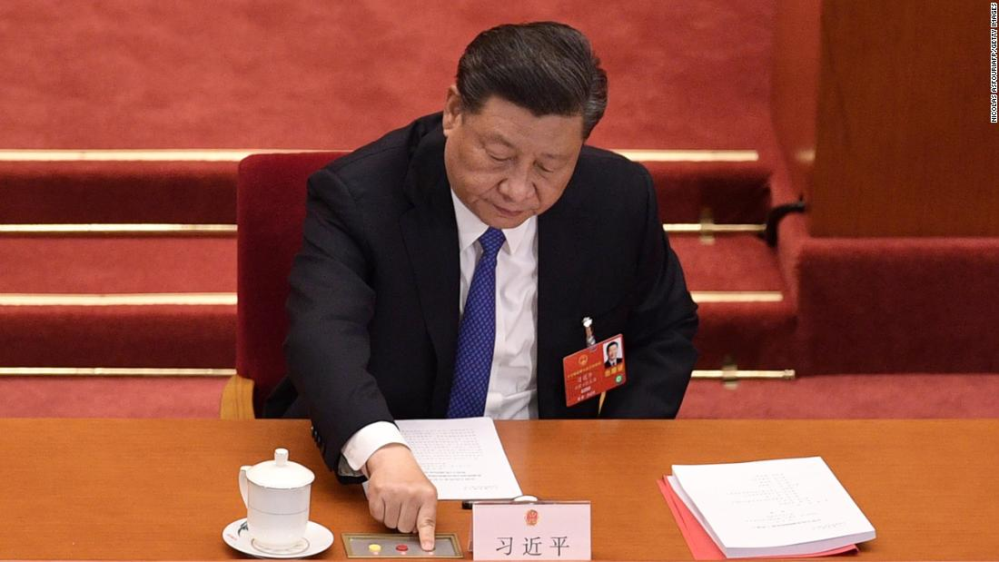 So much for the West's warnings -- China's going to do what China's going to do