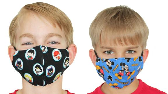 CarpeDiemWorkshoppe Face Masks for Kids