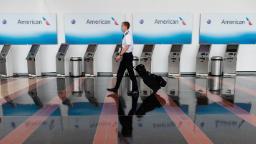 American and Delta are preparing for potentially massive layoffs