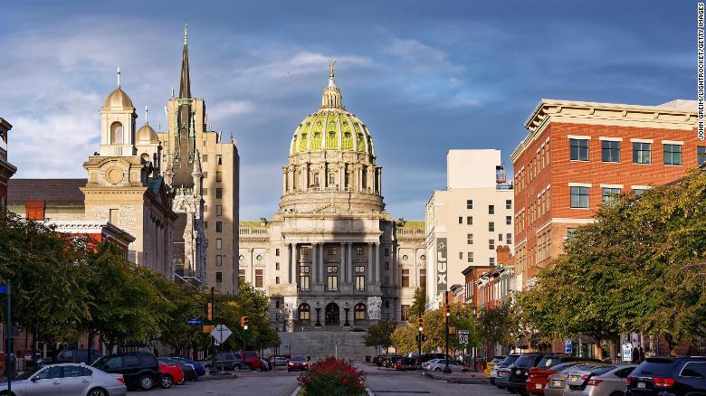 Pennsylvania Republicans approve subpoena for partisan investigation into recent elections