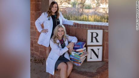 The Brown sisters graduated from Oklahoma City Community College in December of 2019.