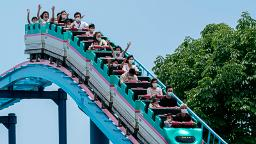 No screaming, please: Japan amusement parks issue new Covid-19 guidelines